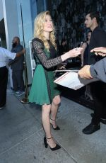 Katherine McNamara At Catch in West Hollywood