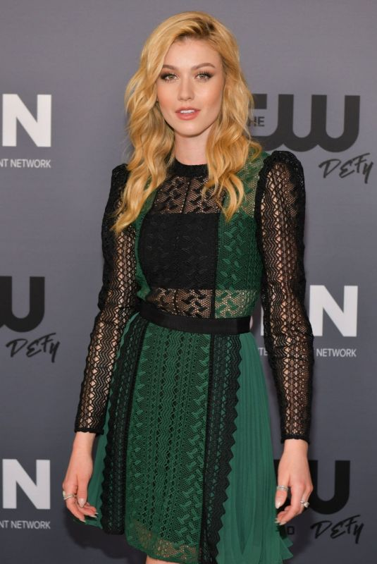 Katherine McNamara At The CW Summer 2019 TCA Party in Beverly Hills