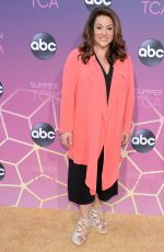Katy Mixon At ABC TCA Summer Press Tour 2019 at Soho House in West Hollywood