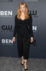 Kennedy McMann At The CW Summer 2019 TCA Party in Beverly Hills