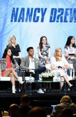 Kennedy McMann Attend 2019 Summer TCA Press Tour - Day 13 at The Beverly Hilton Hotel