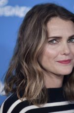 Keri Russell At D23 Disney+ Event in Anaheim