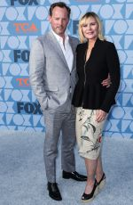 Kim Cattrall Arrive at the FOX Summer TCA 2019 All-Star Party held at Fox Studios,Los Angeles