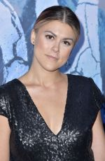 Lindsey Shaw At Premiere of SyFy TV-Film