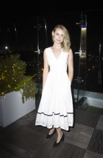 Lucy Fry At InStyle