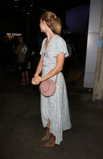 Lucy Fry At Night Out in Los Angeles