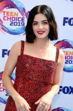 Lucy Hale At FOX