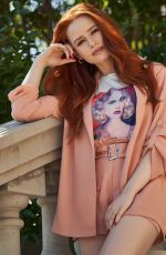 Madelaine Petsch - Shein fall 2019 collection