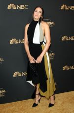 Mandy Moore At NBC & Universal Television Emmy Nominee Celebration Mixer in West Hollywood