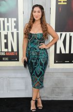 Marilyn Flores At New Line Cinema present the World Premiere of The Kitchen, Los Angeles