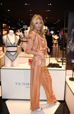 Martha Hunt Attends the debut of Victoria