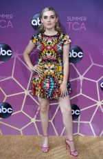 Meg Donnelly At ABC All-Star Party in Beverly Hills