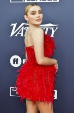 Meg Donnelly At Variety's Power Of Young Hollywood in LA