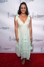 Melissa Fumero Attends the 34th Annual Imagen Awards in Beverly Hills