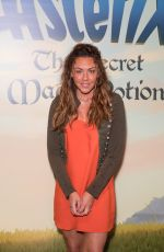 Michelle Heaton Attends Asterix the Secret of the Magic Potion screening at VUE, Leicester Square