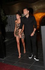 Michelle Keegan Photographed leaving STK Ibiza