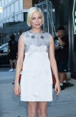 Michelle Williams Seen in SoHo in New York City
