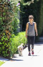 Natalie Portman Out with Charlie in LA