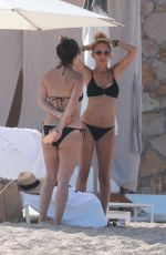 Nicole Richie Enjoying a holiday in Cabo San Lucas, Mexico