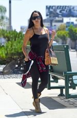 Nikki Bella Heads to the gym in Los Angeles