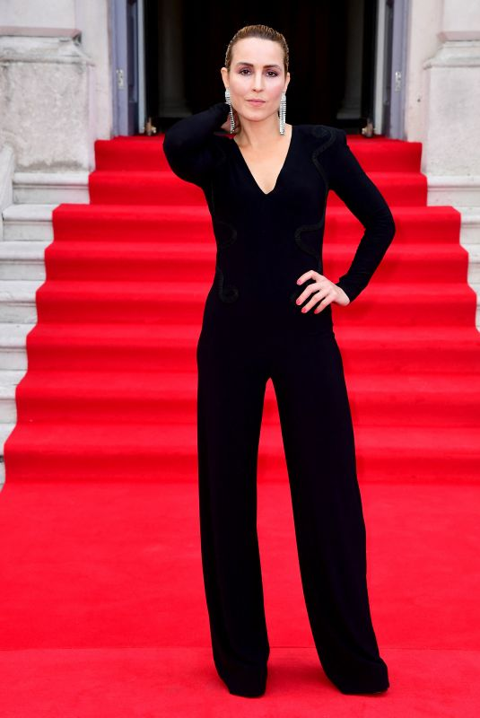 Noomi Rapace Attending the Pain and Glory Premiere at Somerset House, London