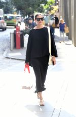 Olivia Palermo Steps out for a walk in Brooklyn New York City