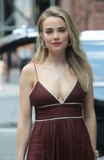 Rebecca Rittenhouse Out and about in NY