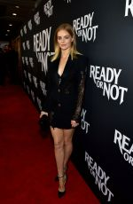 Samara Weaving At LA screening of Ready or Not in Culver City