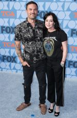 Shannen Doherty Arrive at the FOX Summer TCA 2019 All-Star Party held at Fox Studios; Los Angeles