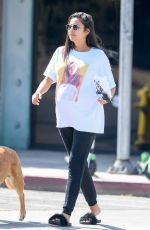 Shay Mitchell Out for breakfast in Los Feliz