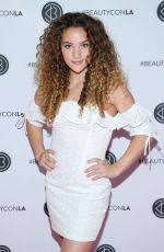 Sofie Dossi At Beautycon Festival Los Angeles 2019 Day 2 at Los Angeles Convention Center
