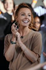 Stacey Dooley At BBC Broadcasting House in London