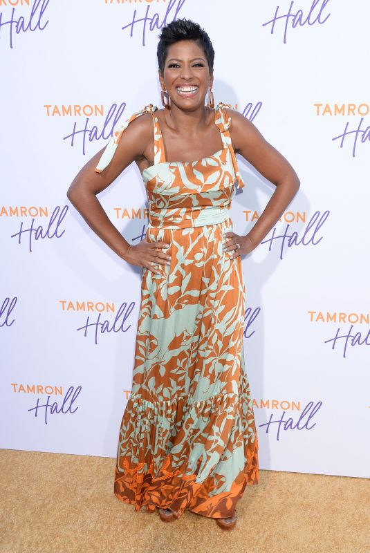 Tamron Hall At ABC TCA Summer Press Tour 2019 at Soho House in West