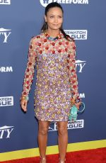 Thandie Newton At Variety