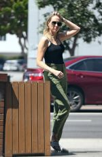 Tish Cyrus Spotted shopping with a friend in Los Angeles