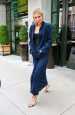 Vanessa Kirby Heads to The Tonight Show Starring Jimmy Fallon in New York City