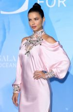Adriana Lima At Gala for the Global Ocean 2019 in Monte-Carlo, Monaco
