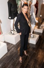 Adriana Lima Attends the Adriana Lima and BCBGMAXAZRIA Host 30TH Anniversay NYFW Retrospective and F/W2019 Campaign Launch Party, New York