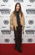 Aimee Kelly At Raindance film festival premiere of Everybody Flies. Vue West End, Leicester Square - London