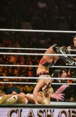 Alexa Bliss At WWE Clash of Champions in Charlotte