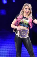 Alexa Bliss At WWE Smackdown in Madison Square Garden in NY