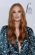 Alexina Graham At The Daily Front Row Fashion Media Awards in NYC