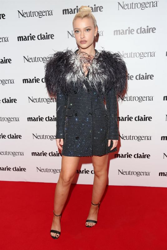Alice Chater At The Marie Claire Future Shapers Awards In Partnership With Neutrogenaheld at One Marylebone, London
