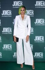 Alicia Aylies At Joker Premiere in Paris