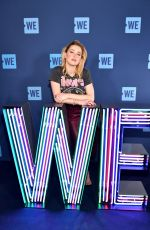 Amber Heard At WE Day New York 2019