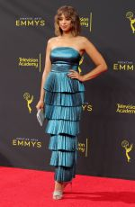 Amber Stevens West At 71st Annual Primetime Creative Arts Emmy Awards, Day 1, Microsoft Theater, Los Angeles