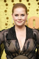 Amy Adams At 71st Annual Emmy Awards in LA