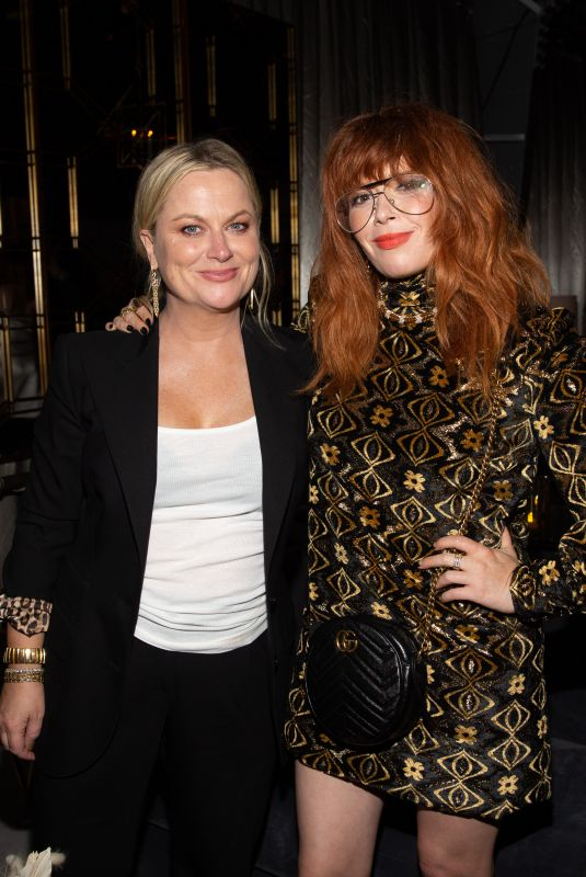 Amy Poehler At 71st Annual Primetime Emmy Awards, Netflix Party, Los Angeles