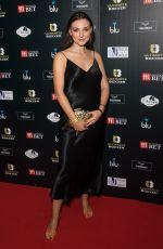 Andreea Cristea Attends the Ultimate Boxxer 5 at Indigo at The O2 in London