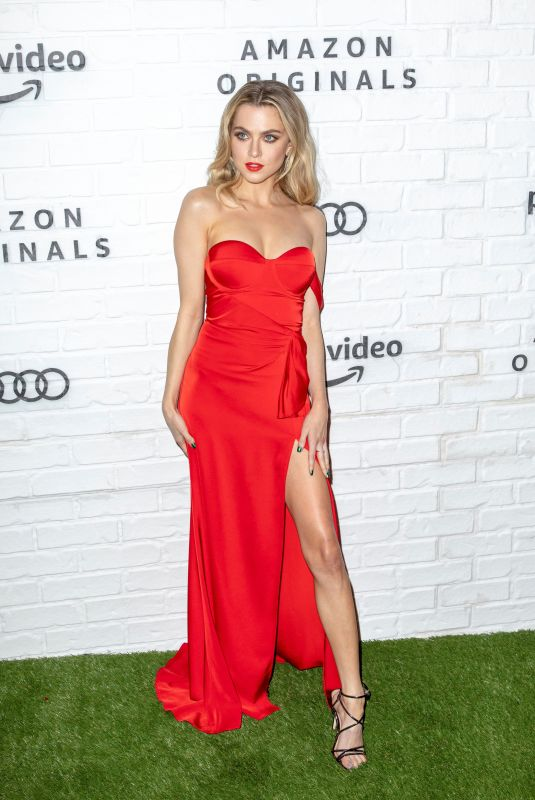 Anne Winters At Amazon Prime Video Post Emmy Awards Party in Los Angeles